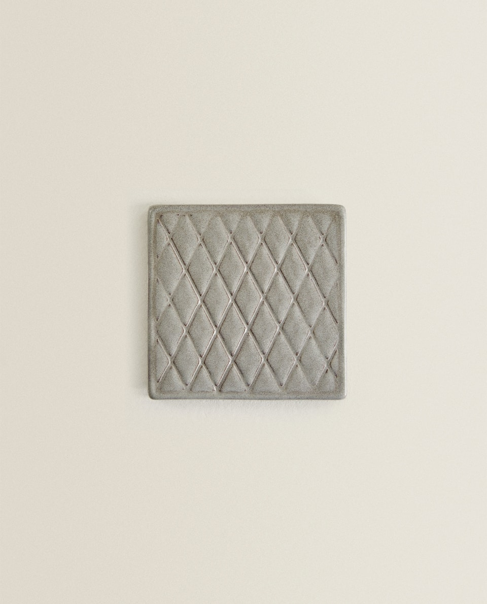 TERRACOTTA TILE COASTER