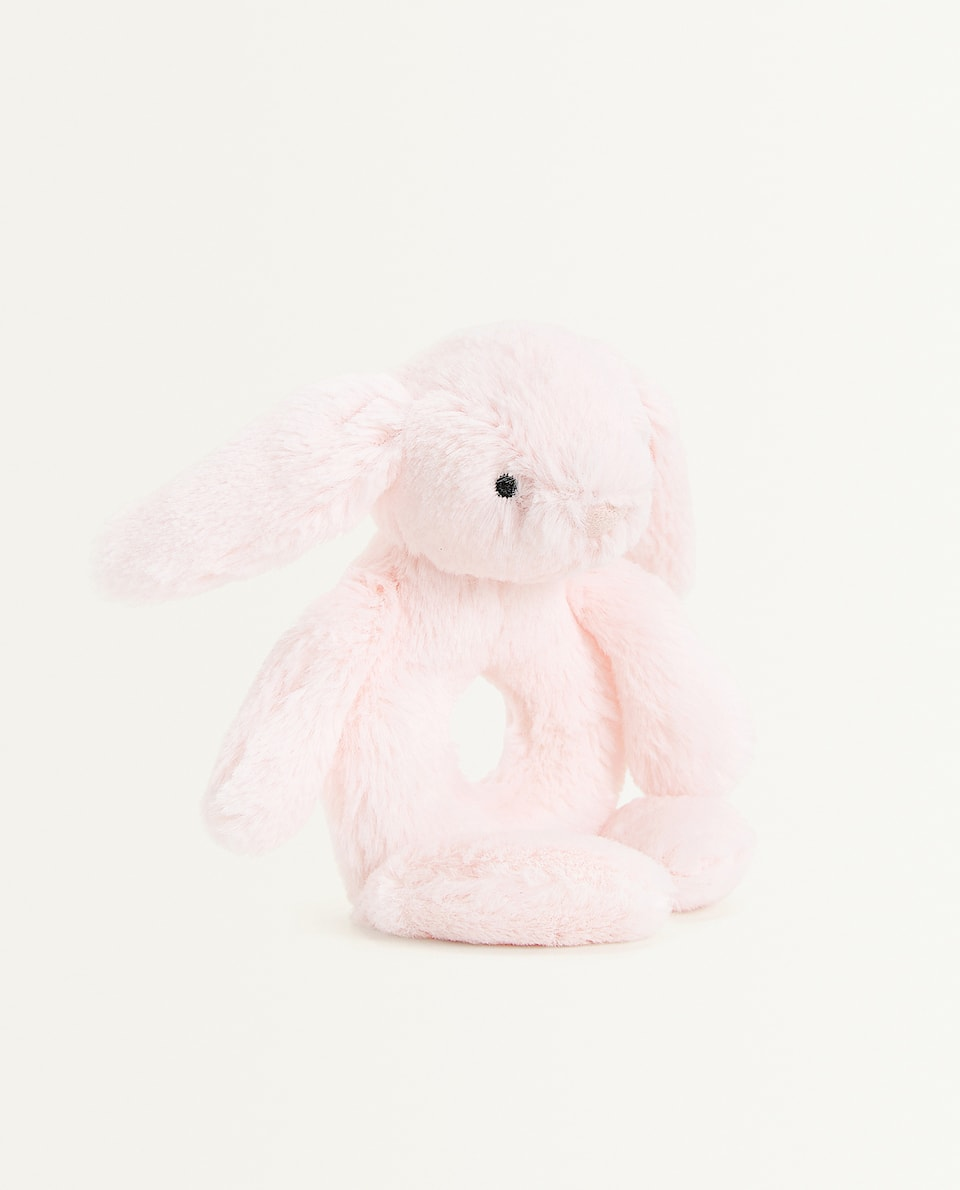 RATTLE SOFT TOY