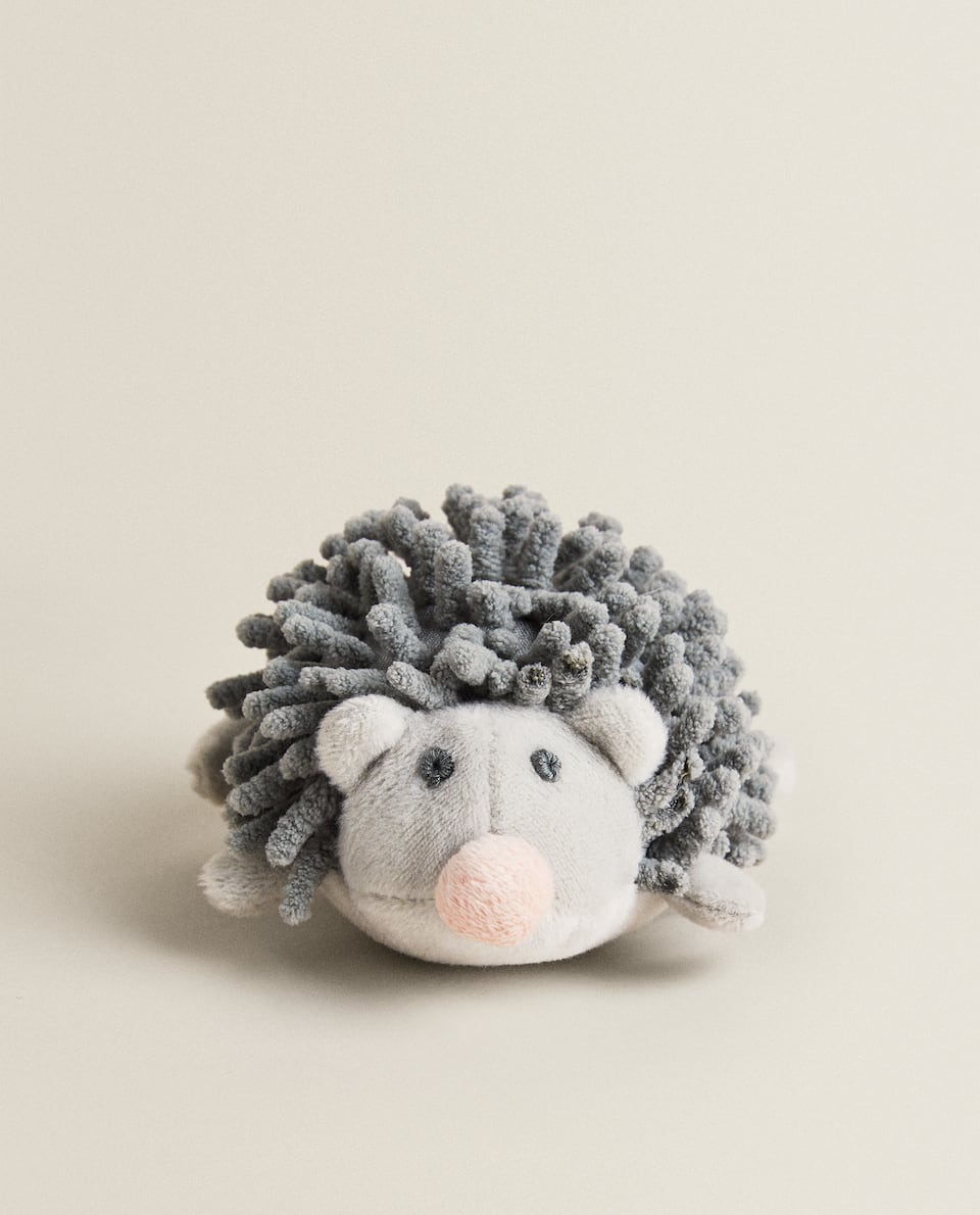 HEDGEHOG RATTLE