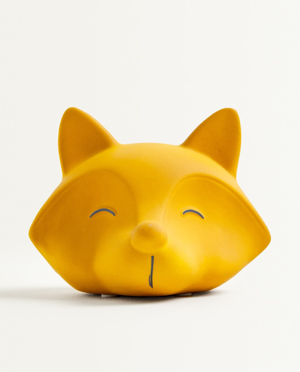 FOX PIGGY BANK