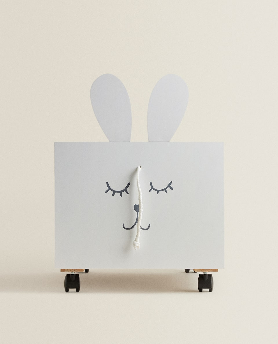 KIDS RABBIT TROLLEY