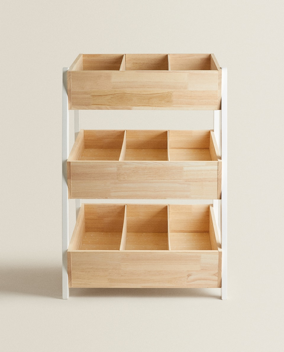 KIDS' DRAWER SHELVES