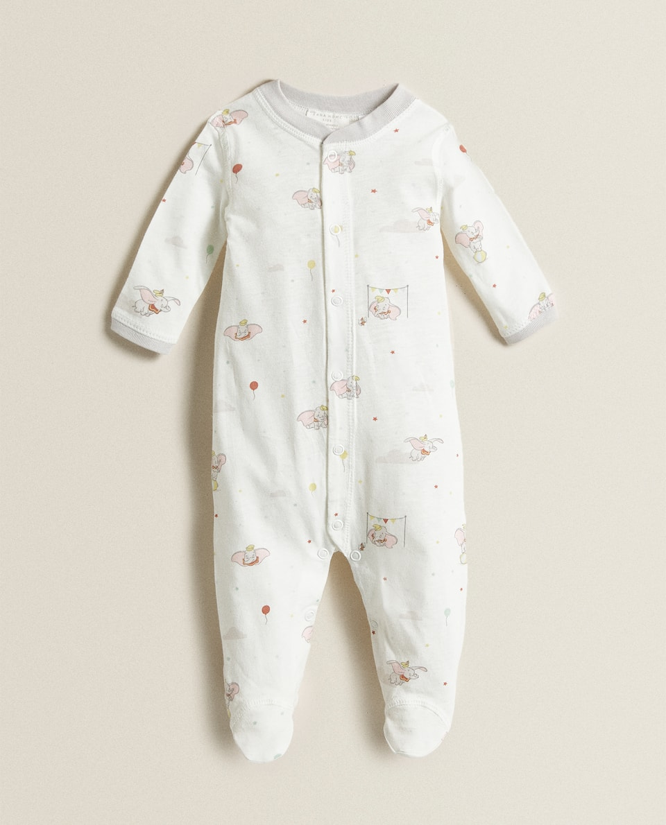 DUMBO COTTON ROMPER