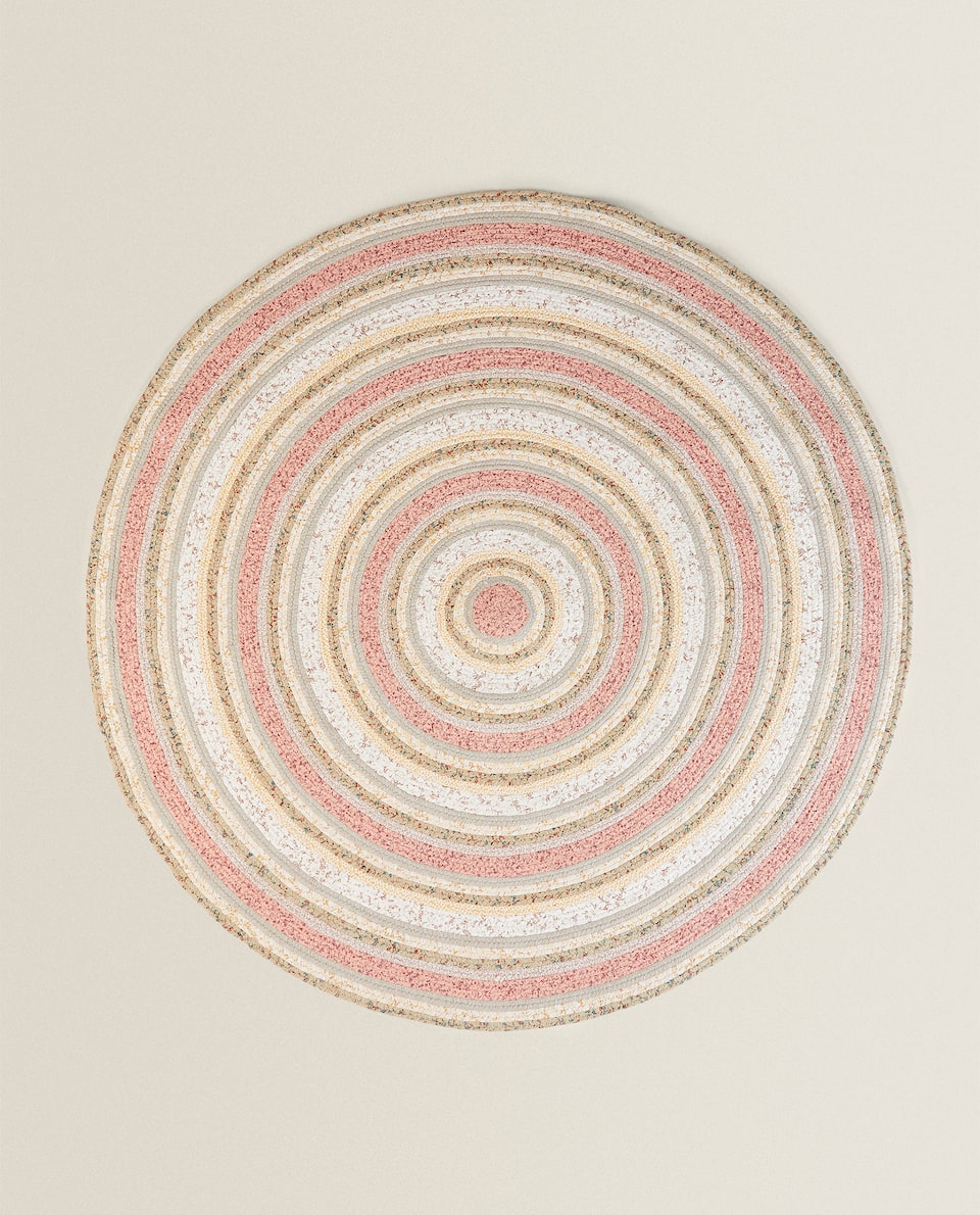 KIDS' BRAIDED RUG