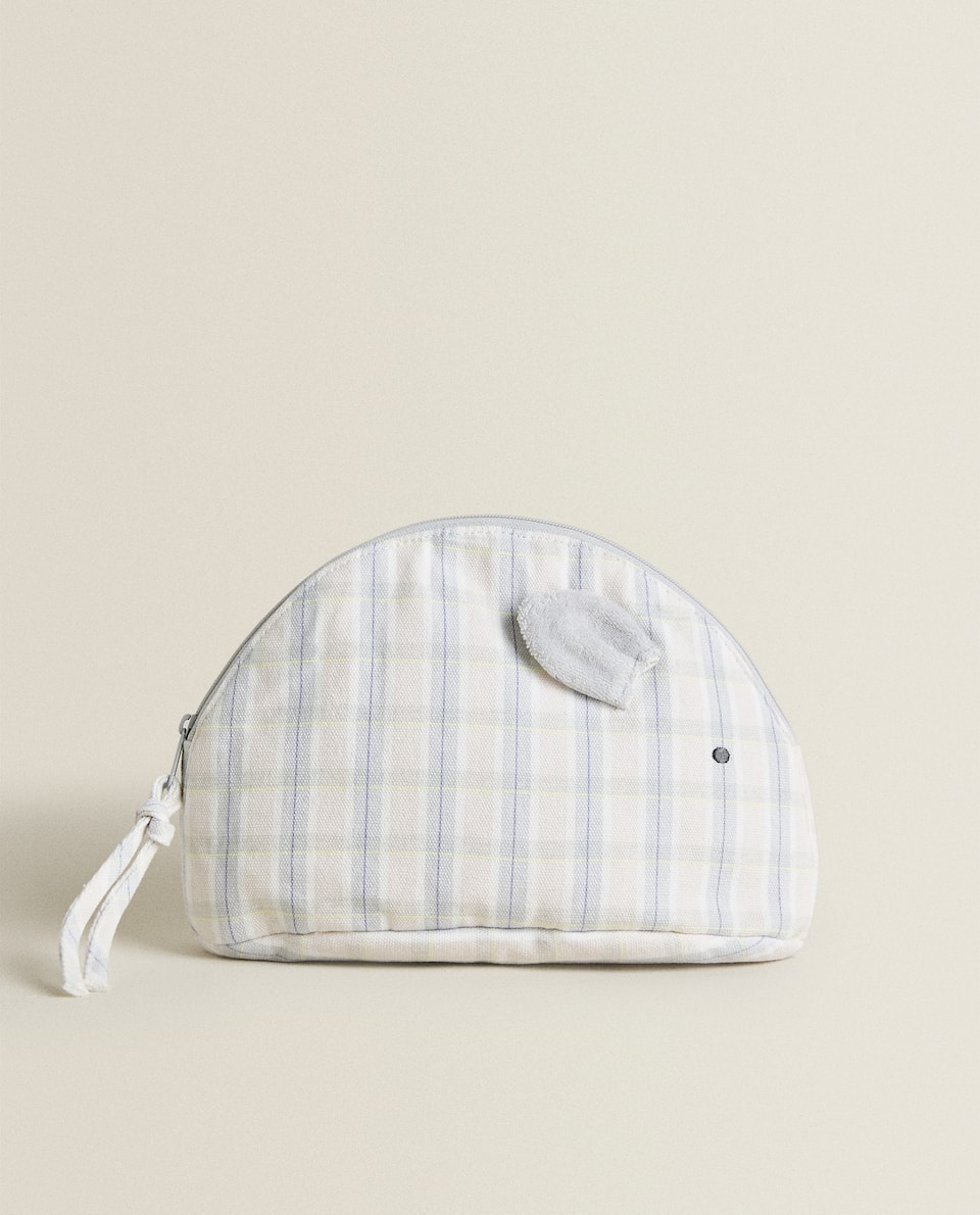 MOUSE TOILETRY BAG