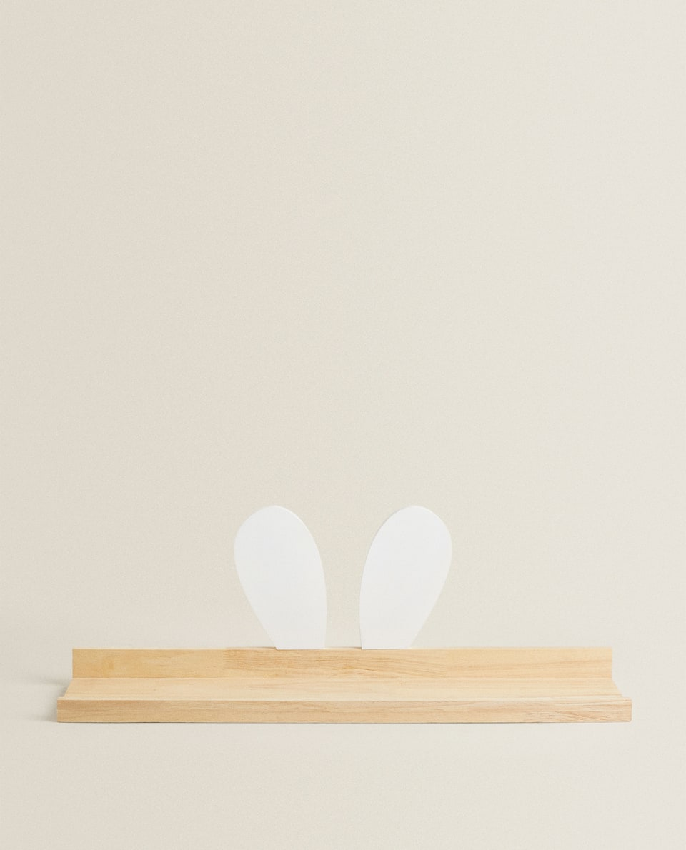 KIDS SHELF WITH EARS