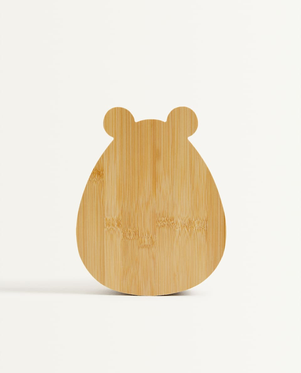 KIDS BEAR-SHAPED BOX