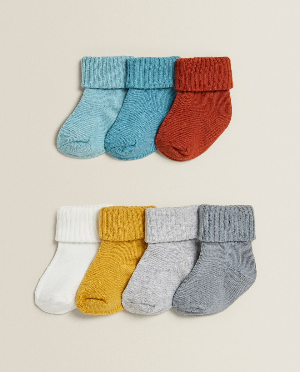 BABYSOCKEN (7ER-PACK)