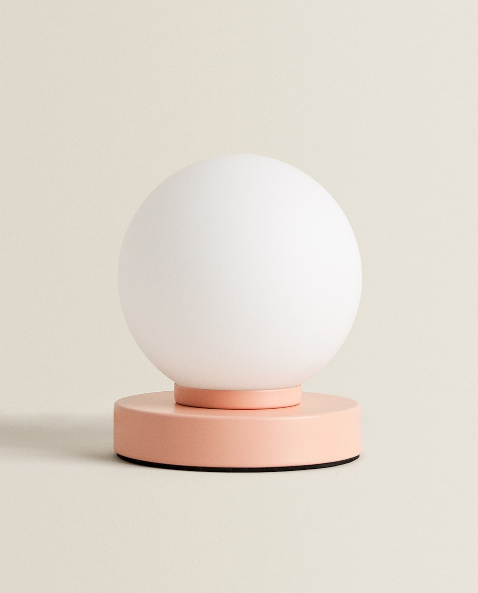 BALL-SHAPED TOUCH LAMP