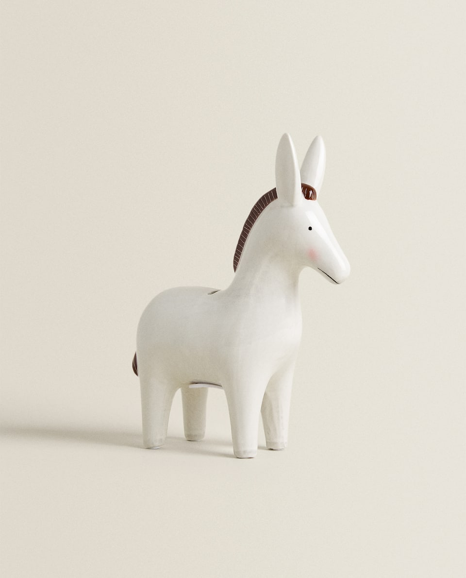DONKEY PIGGY BANK