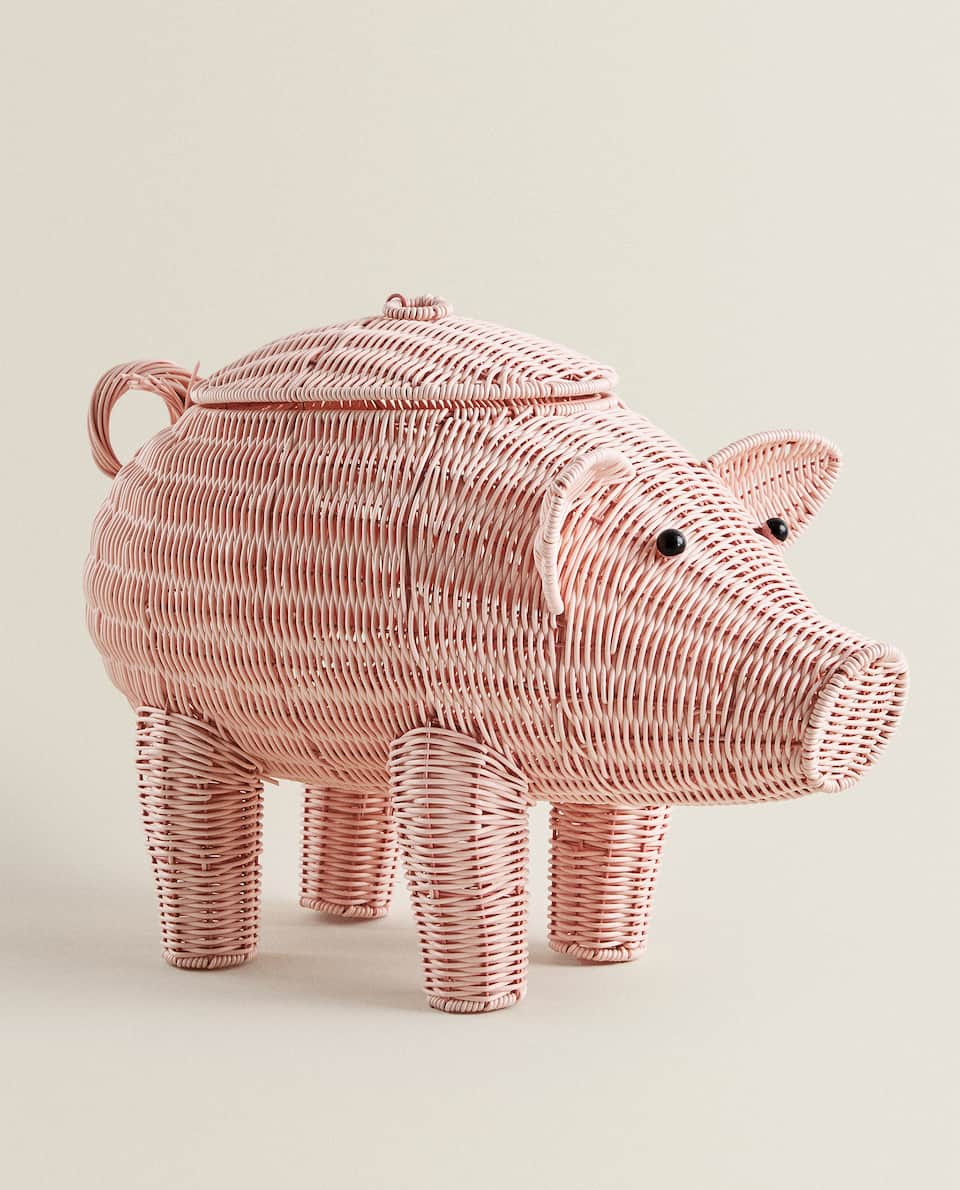 PIGGY BASKET