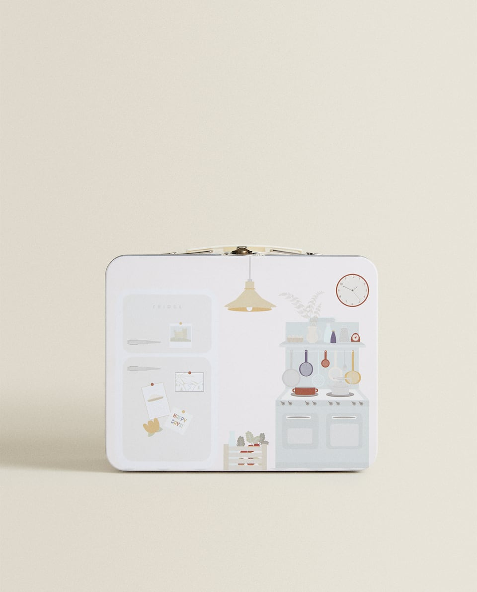 KITCHEN DESIGN SUITCASE