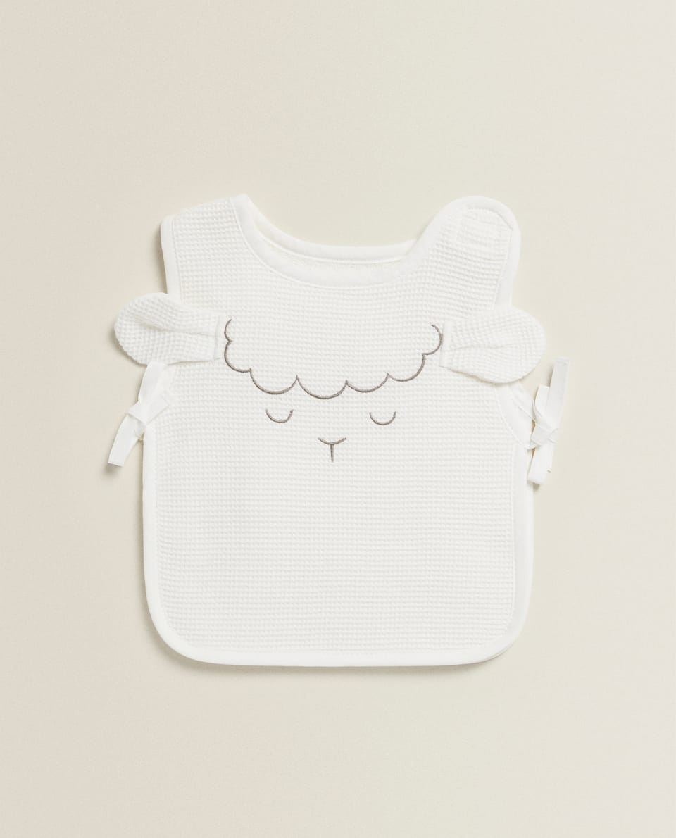 SHEEP COVER-ALL BIB