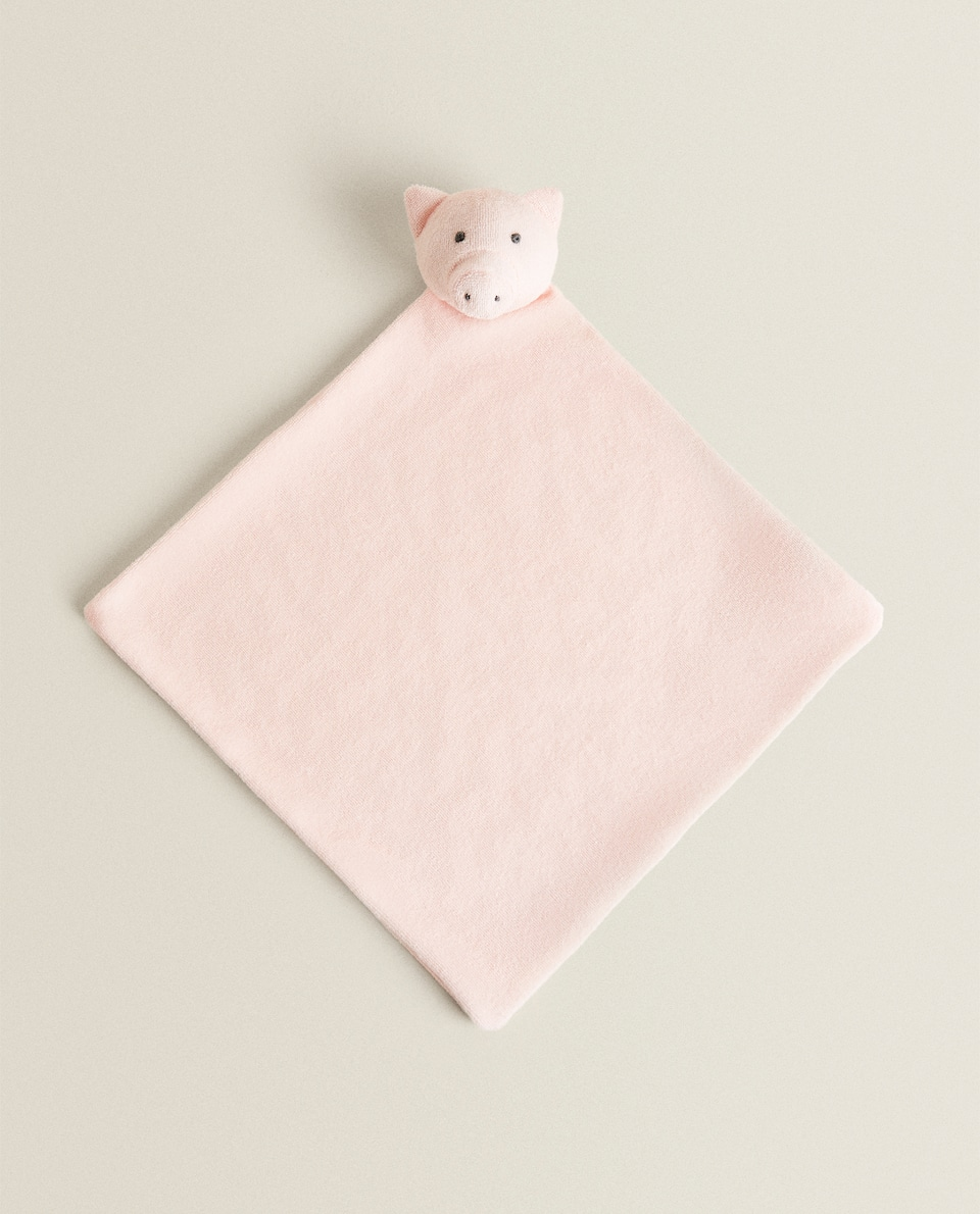 PIGGY SECURITY BLANKET