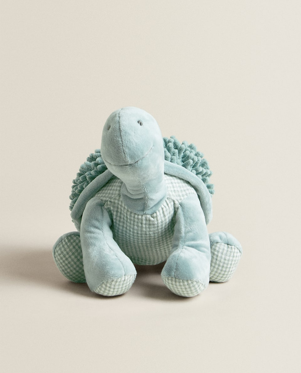 TORTOISE SOFT TOY