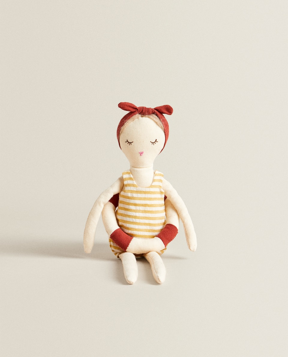 SWIMMER DOLL WITH FLOAT