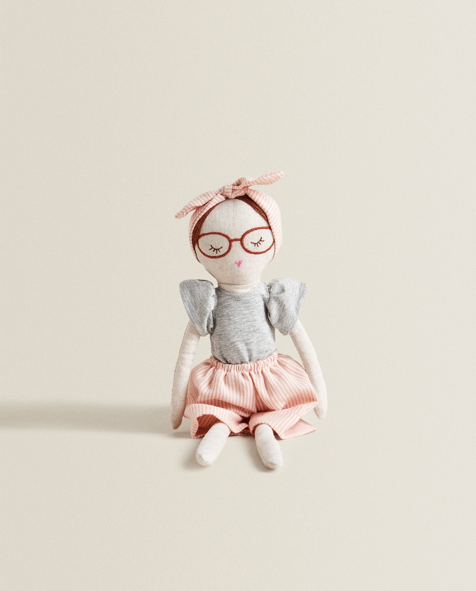 SWIMMER DOLL WITH GOGGLES