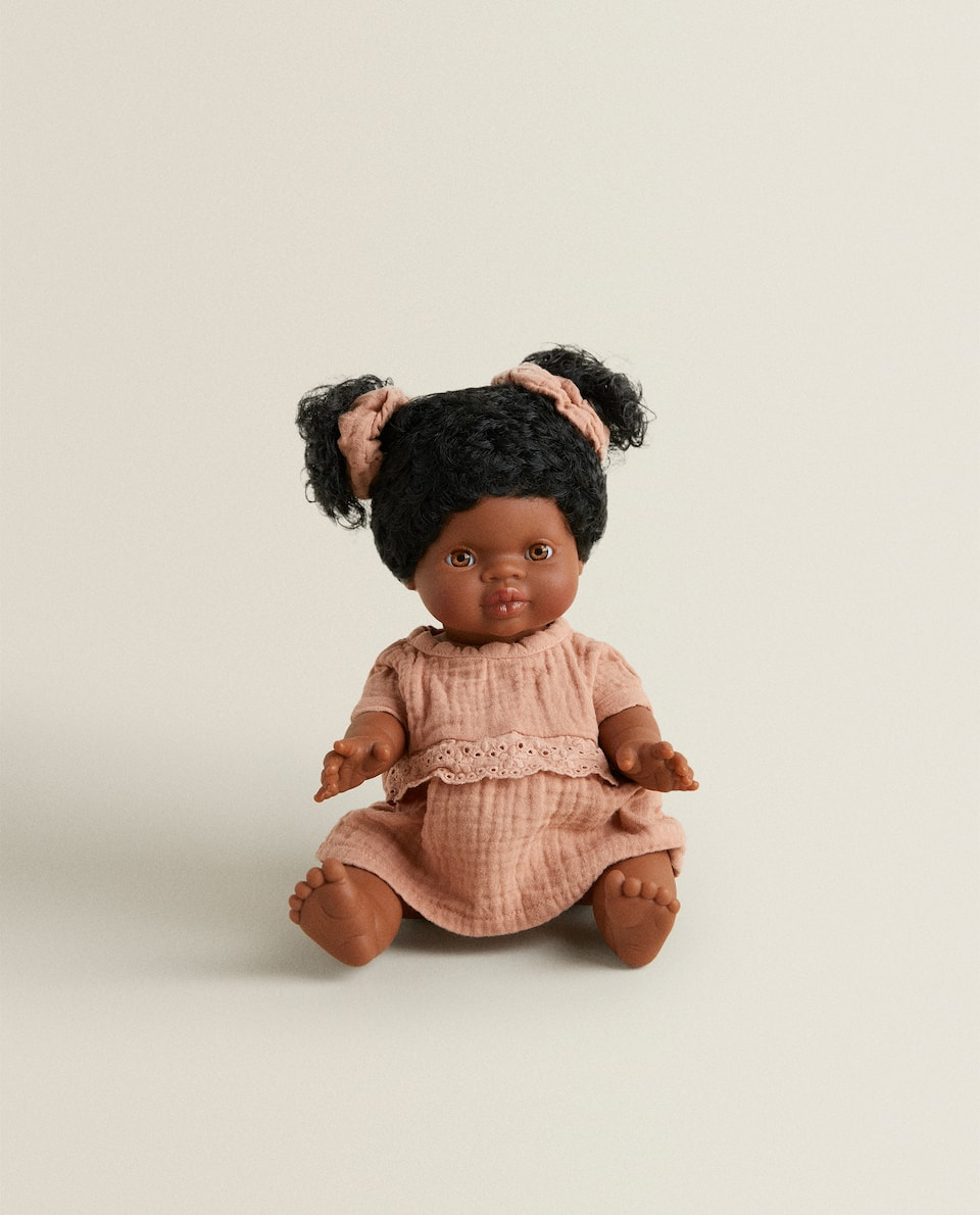 DOLL WITH PIGTAILS