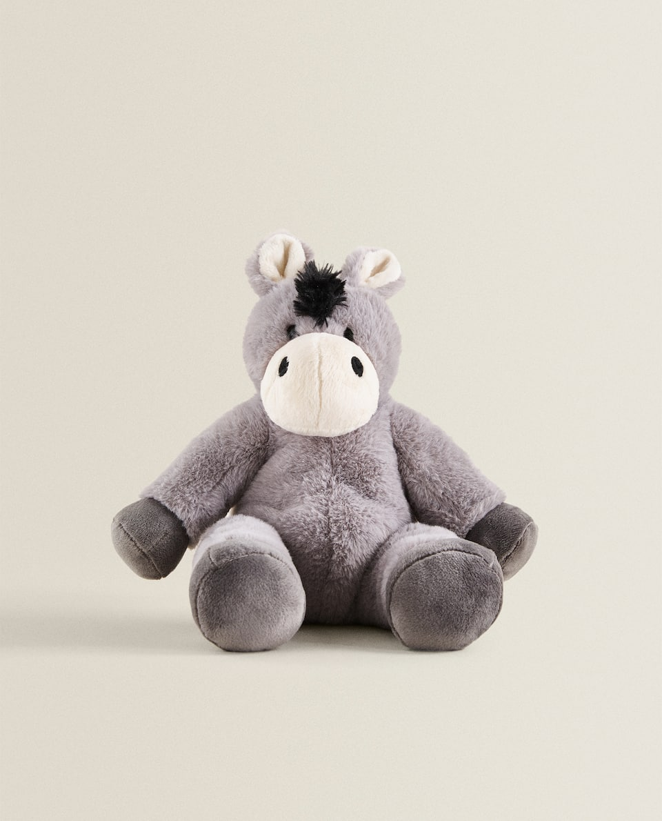 SOFT TOY DONKEY