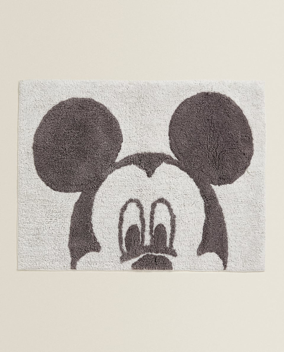 MICKEY MOUSE BATH MAT