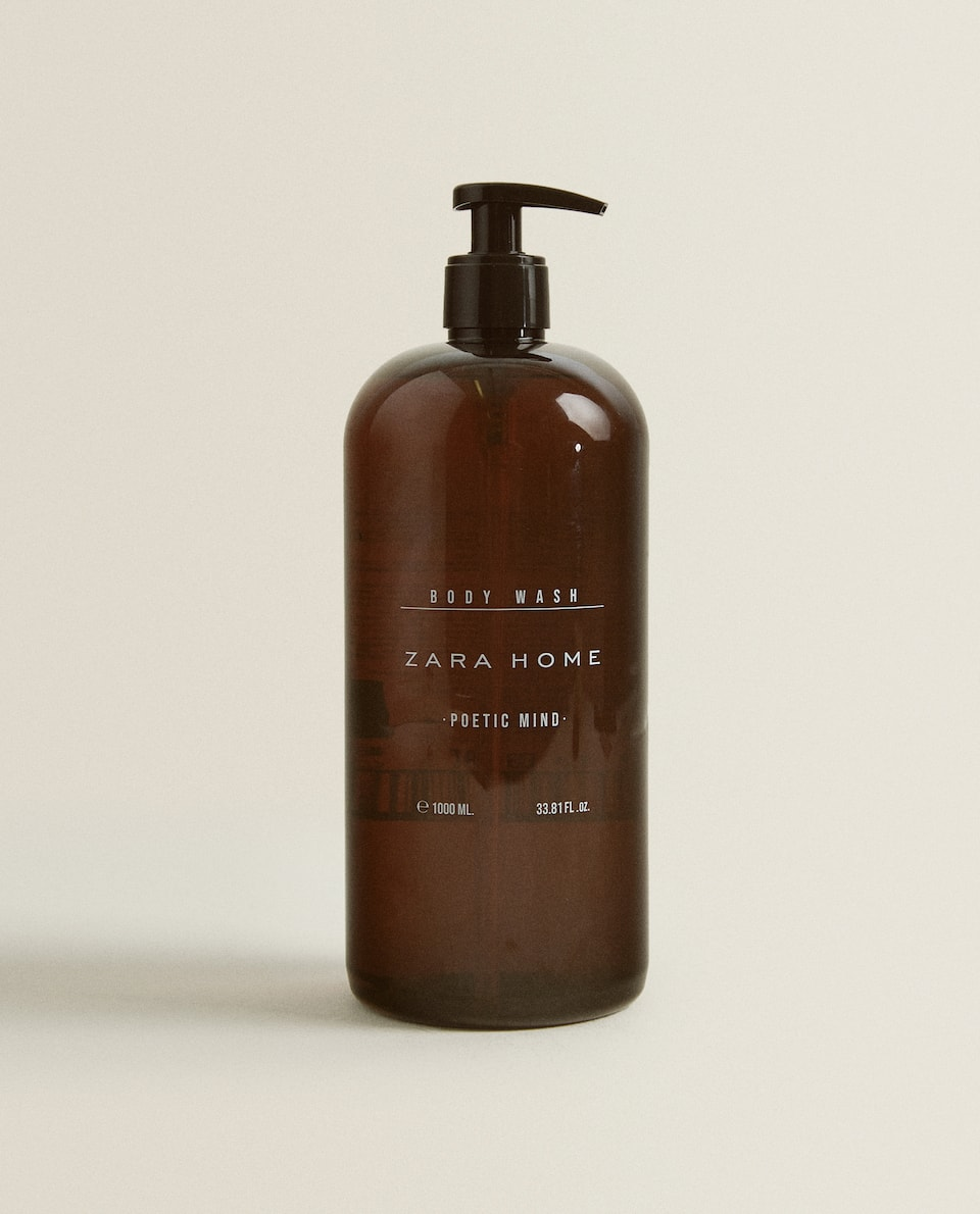 POETIC MIND LIQUID BODY SOAP (1000 ML)
