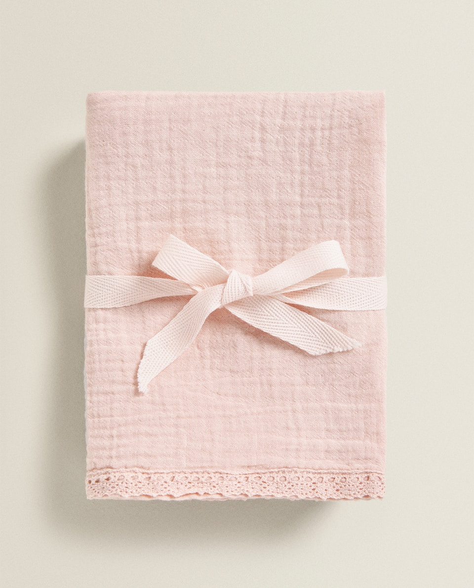 COTTON MUSLIN CLOTH (PACK OF 2)