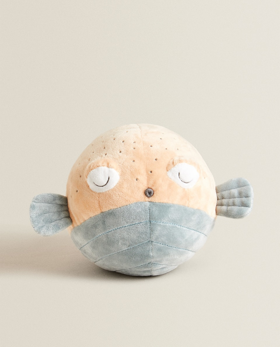 FISH SOFT TOY
