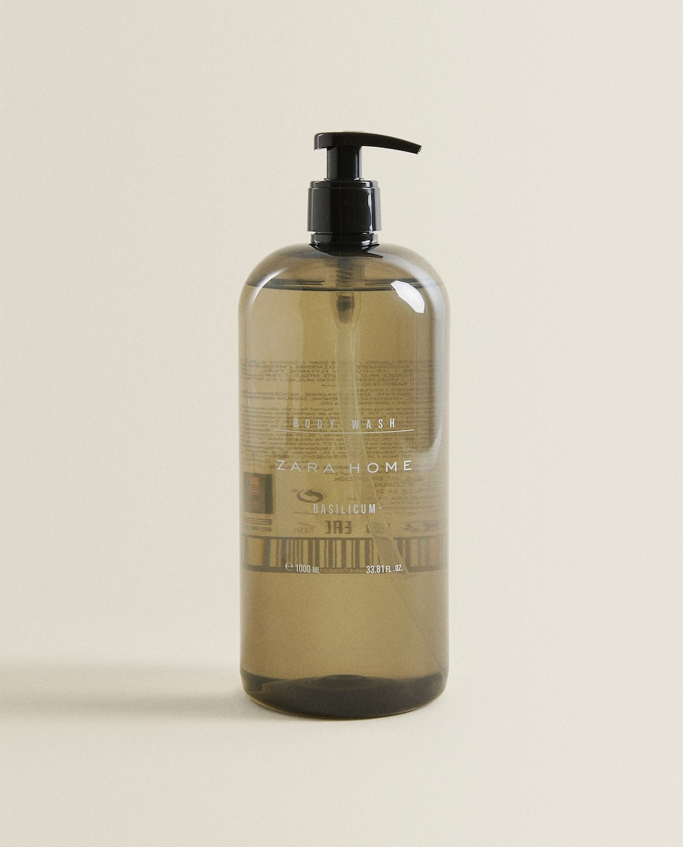 BASILICUM LIQUID BODY SOAP (1000 ML)