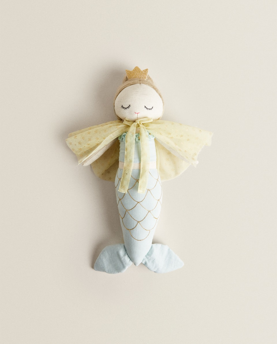 MERMAID SOFT TOY