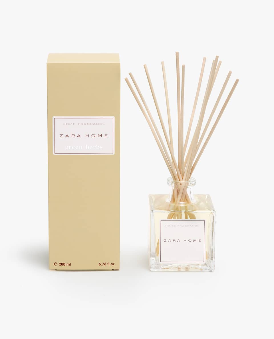 GREEN HERBS REED DIFFUSER (200 ML)