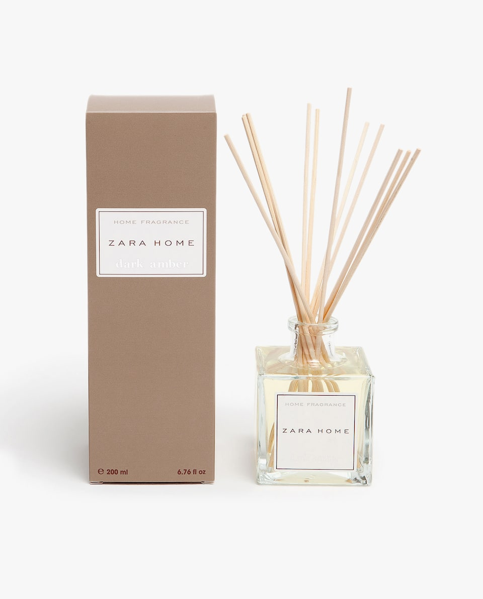 DARK AMBER REED DIFFUSERS (200 ML)
