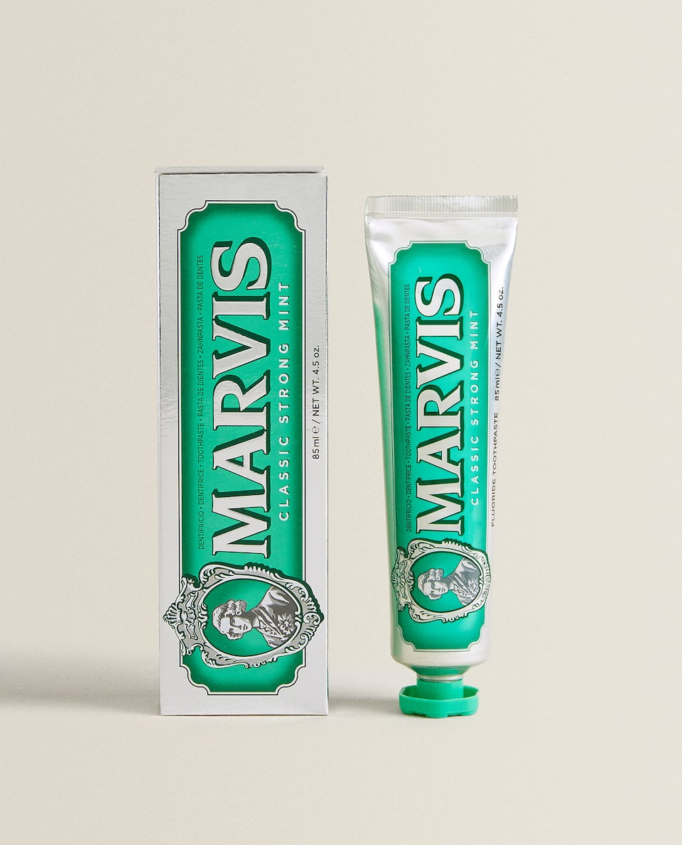 DENTÍFRICO MARVIS CLASSIC STRONG MINT (85 ML)