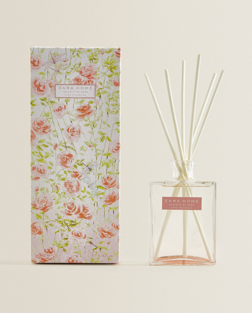 ESSENCE DE ROSE REED DIFFUSERS (200 ML)