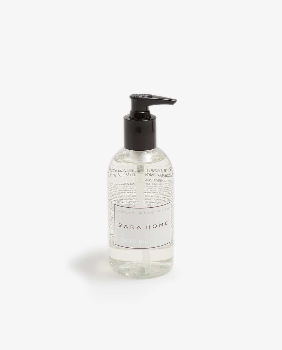 PURE GARDENIA LIQUID HAND SOAP (250 ML)