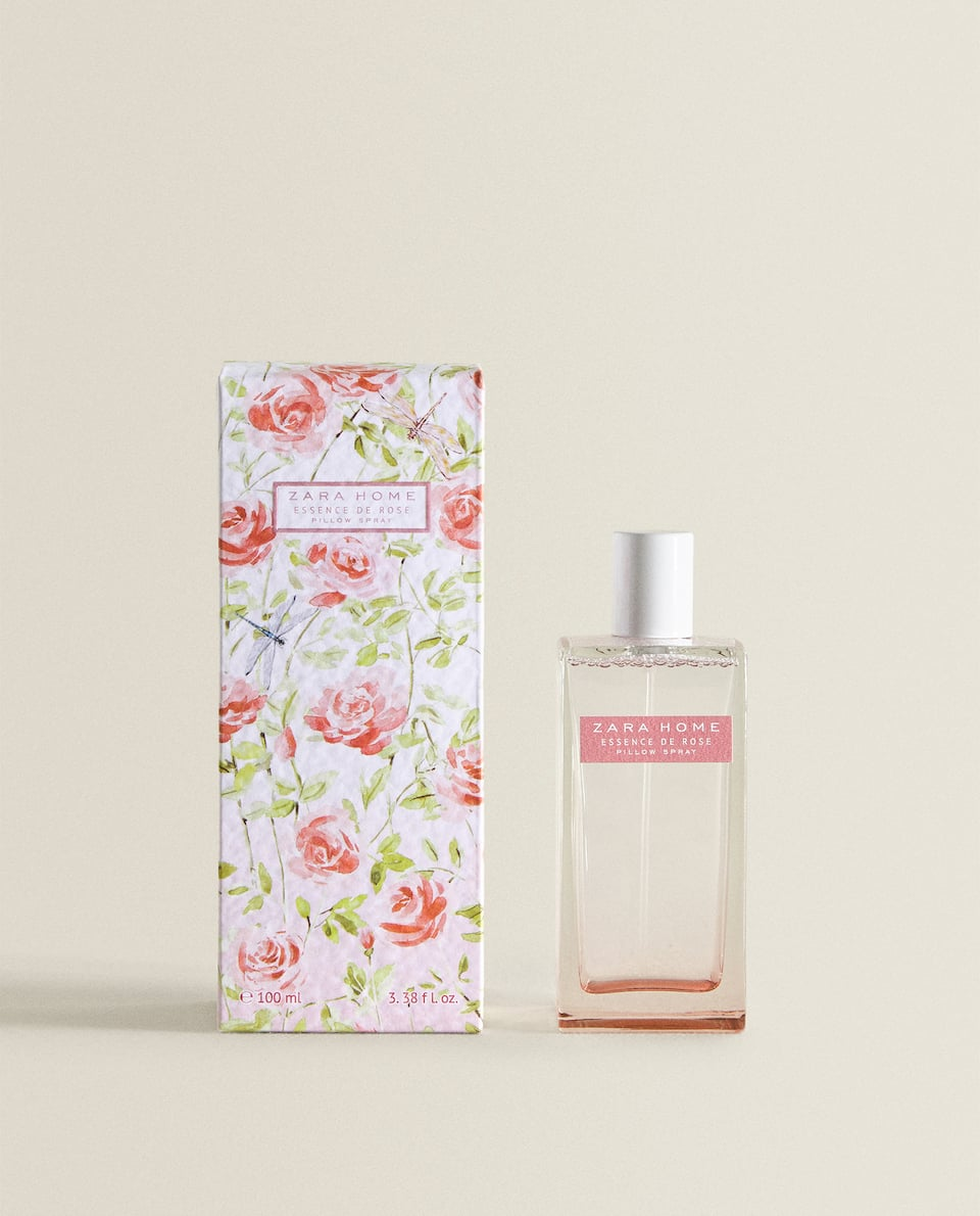 SPRAY D'OREILLER ESSENCE DE ROSE