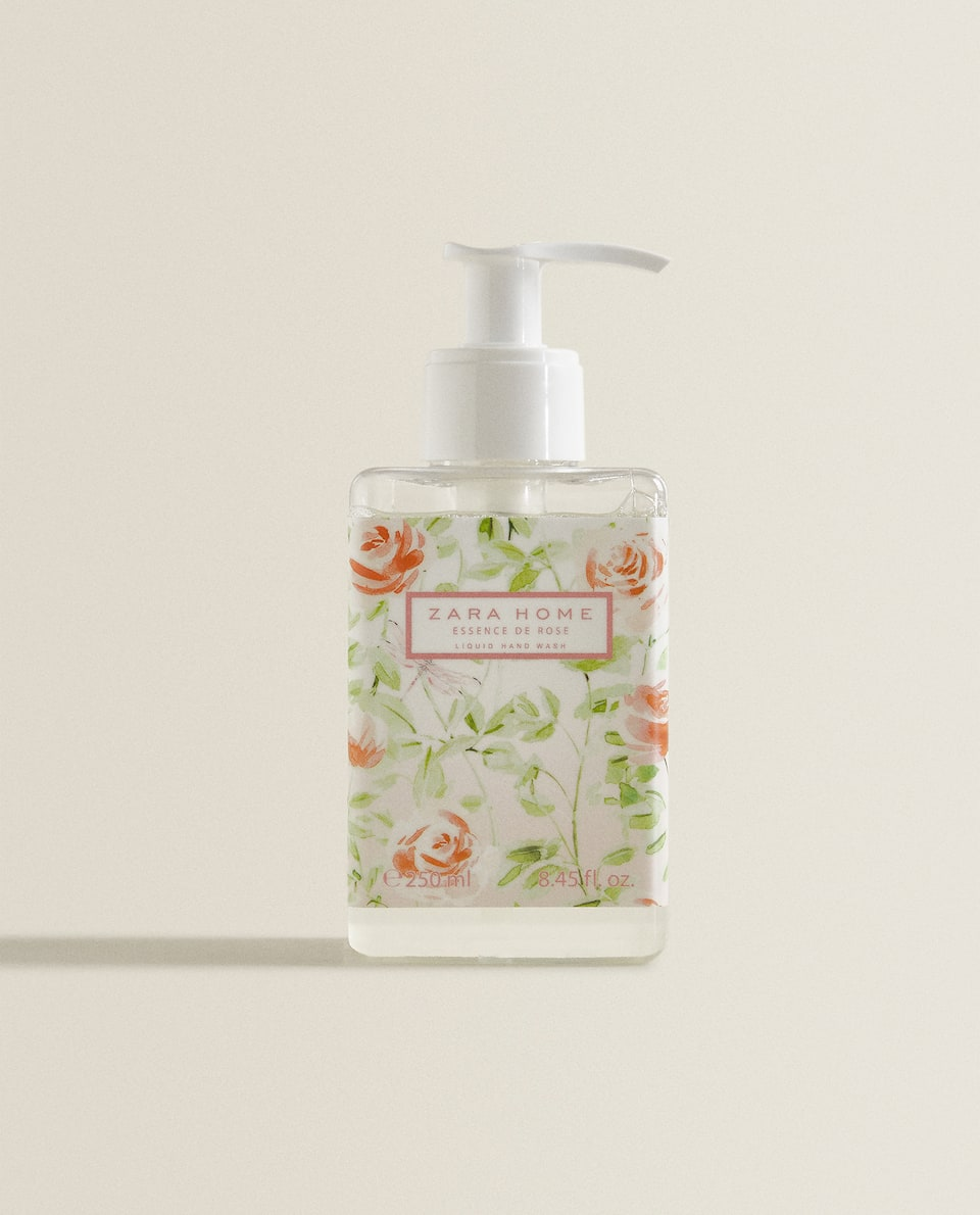 ESSENCE DE ROSE LIQUID HAND SOAP (250 ML)