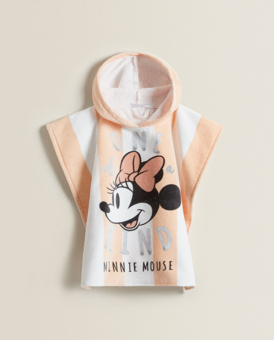 MINNIE MOUSE BEACH PONCHO