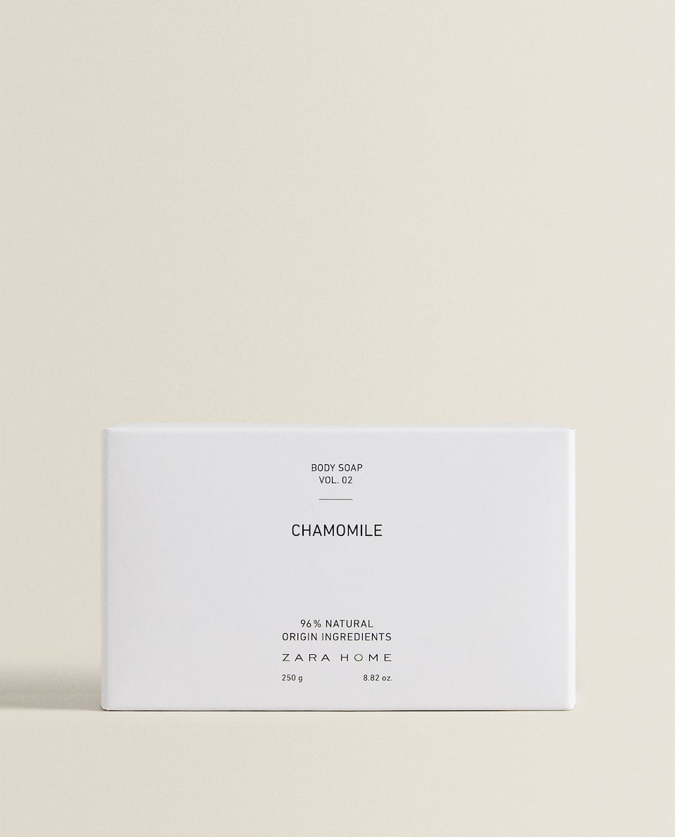 CHAMOMILE BODY SOAP