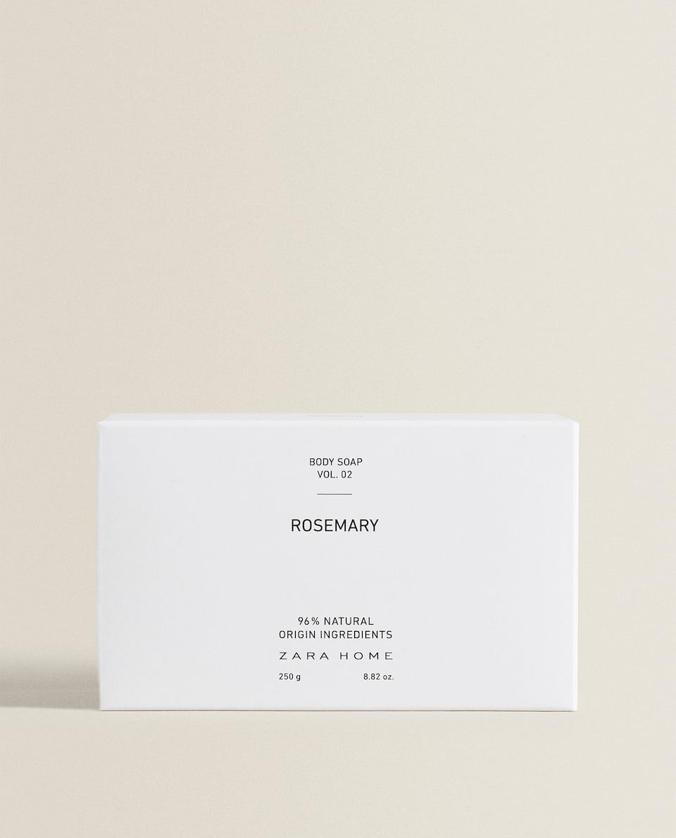 ROSEMARY BODY SOAP