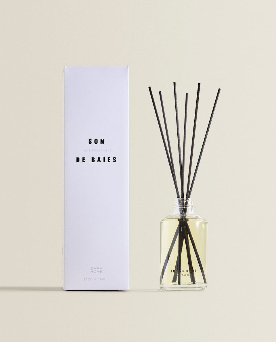 DIFFUSEUR EN STICKS SON DE BAIES (200 ML)