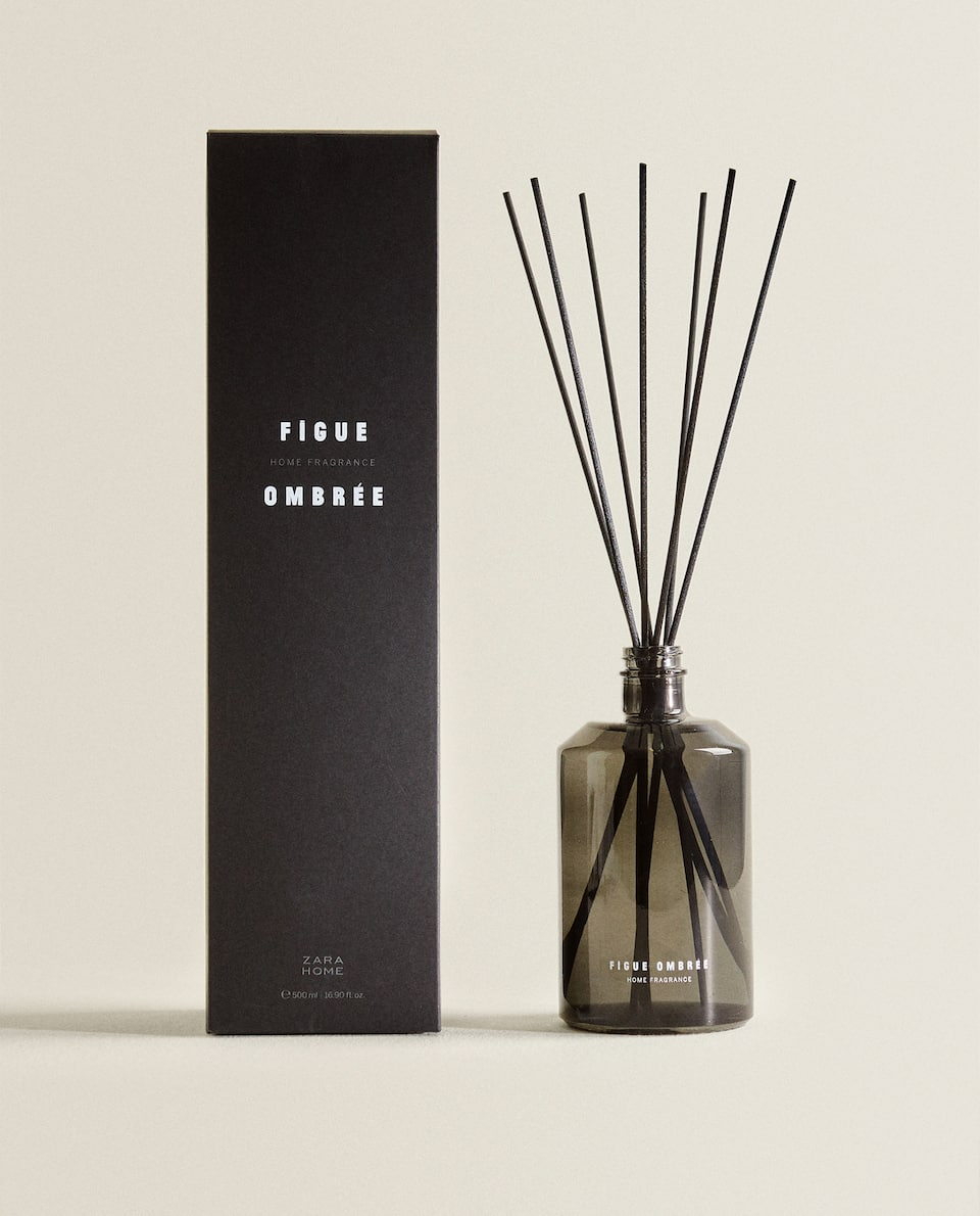 (500 ML) FIGUE OMBRÉE REED DIFFUSERS