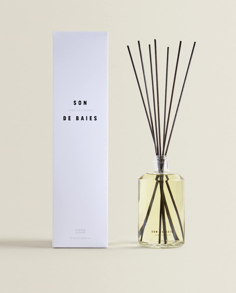 DIFFUSEUR EN STICKS SON DE BAIES (500 ML)