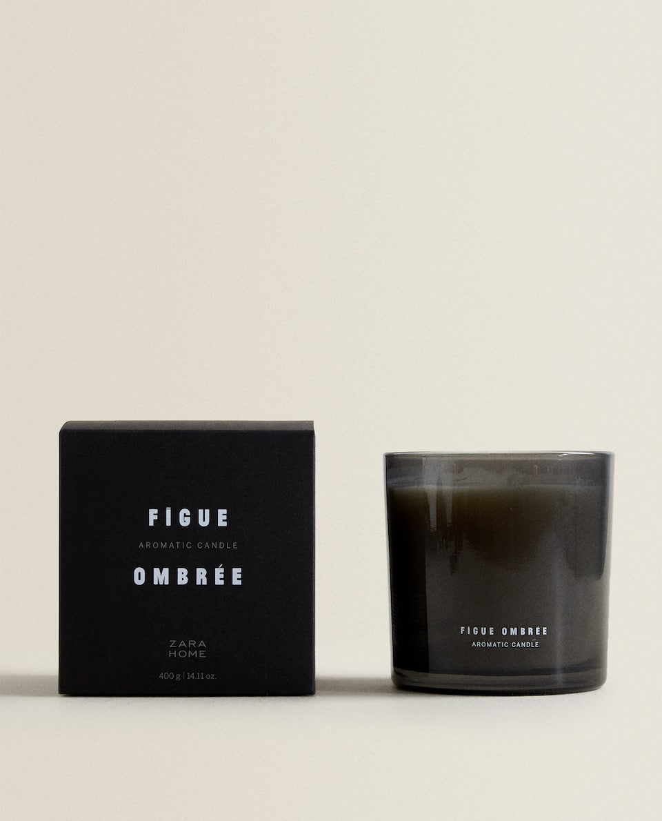 FIGUE OMBRÉE SCENTED CANDLE (400 G)