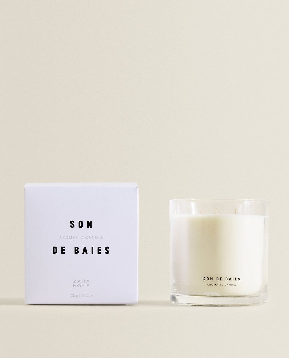 SON DE BAIES SCENTED CANDLE (400 G)