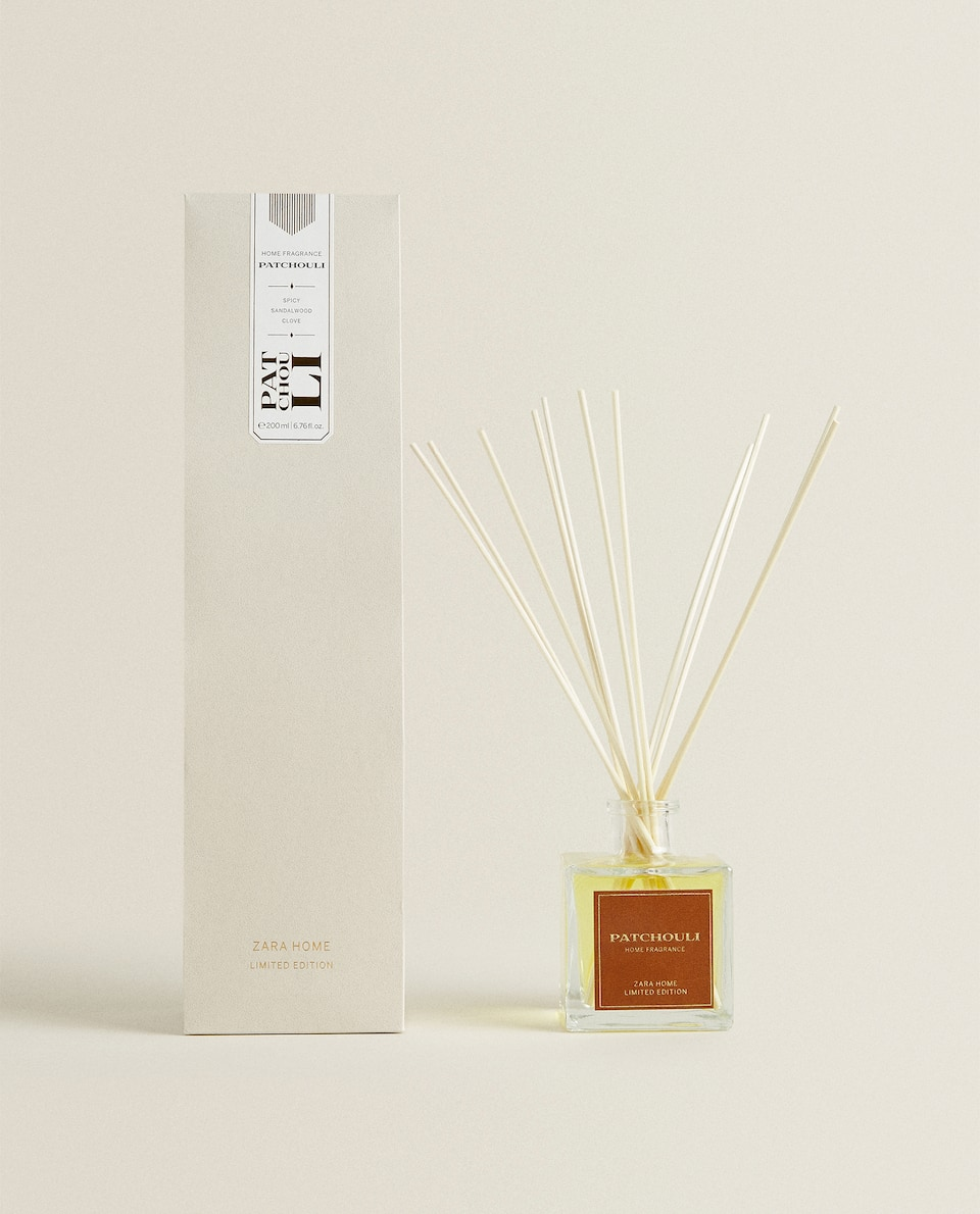 DIFFUSEUR EN STICKS PATCHOULI (200 ML)
