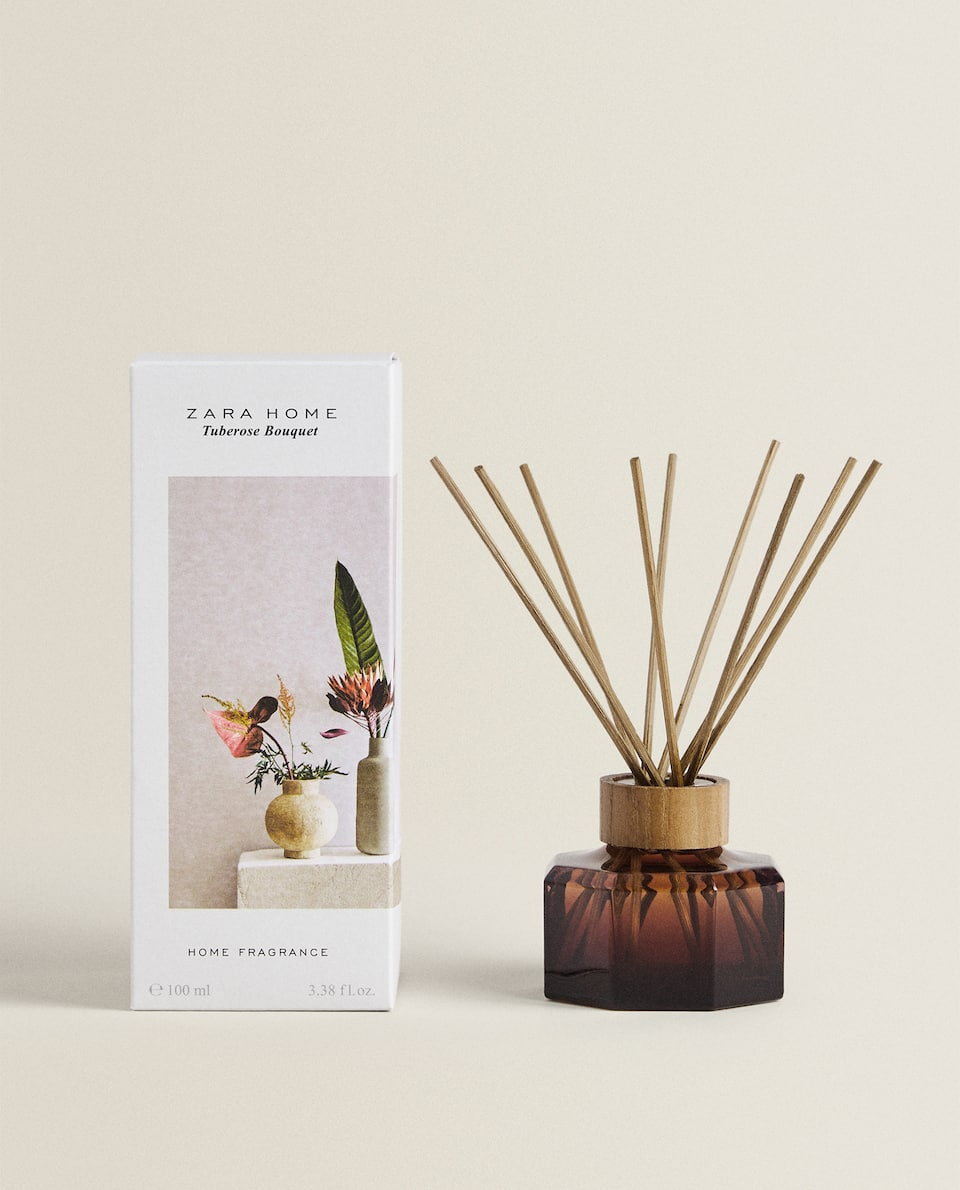 TUBEROSE BOUQUET REED DIFFUSER (100 ML)