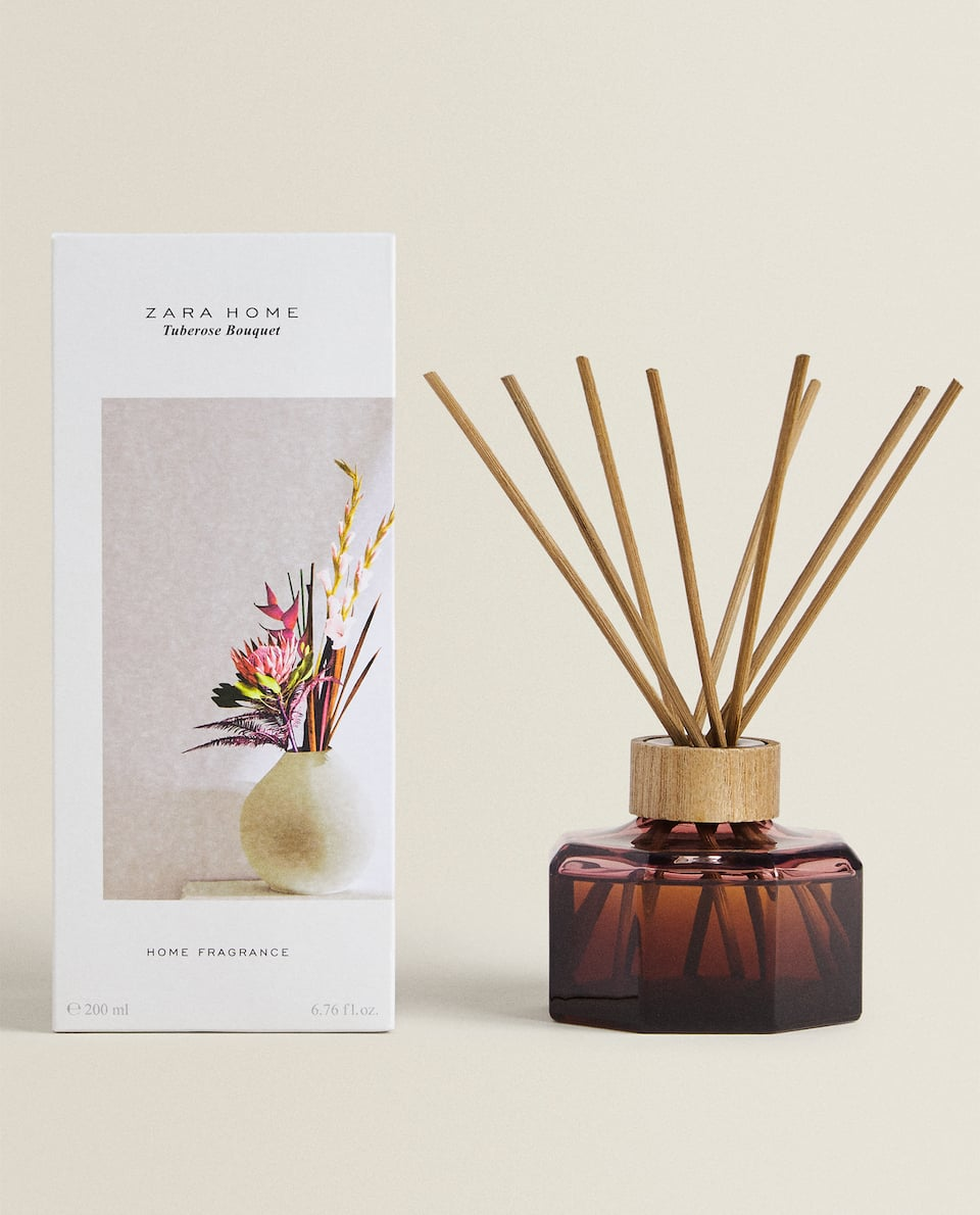 (200 ML) AMBIENTADOR EN STICKS TUBEROSE BOUQUET
