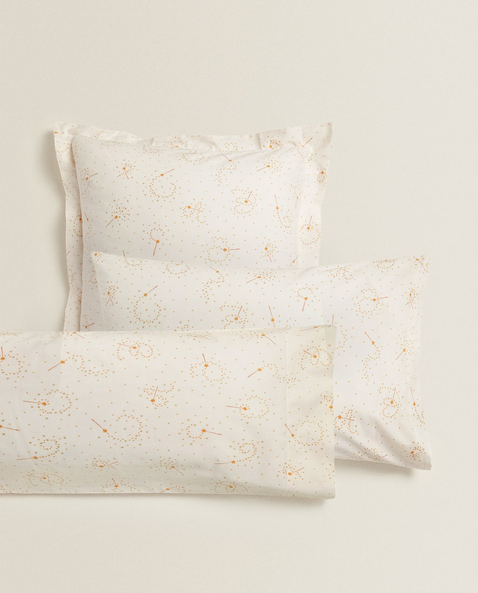 MAGIC WAND PILLOWCASE