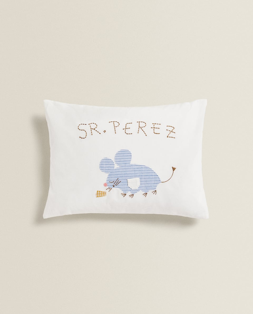'SR. PÉREZ' CUSHION COVER