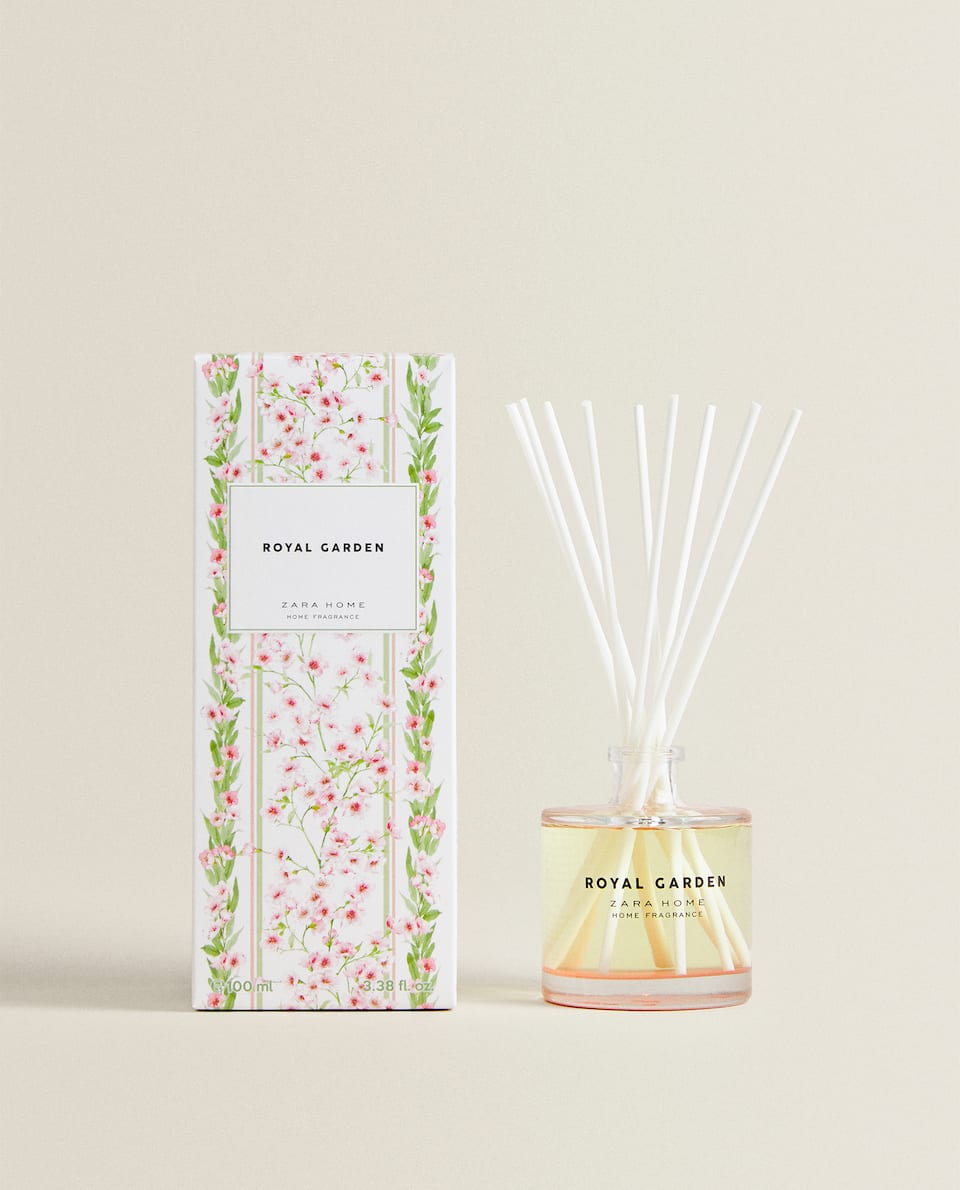(100 ML) AMBIENTADOR EM STICKS ROYAL GARDEN